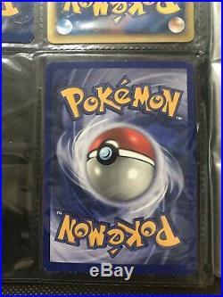 Old Used Pokémon Binder And Cards Including, Blastoise, Charizard, Venusaur