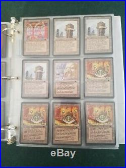 Old magic the gathering collection