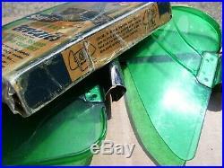 Original 1950' s Vintage nos SUPAR Cool air Breezies wing window old Rat Hot rod