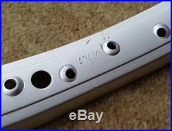 Original 20 Araya 7X Rim Silver NOS 1980's 48H Never built. Japanese Old School