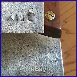 PREMIUM Quality SHARP! Antique DISSTON #12 Ship Point SAW Old Vintage Tool #123