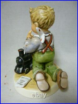 PROTOTYP UNKNOWN old rare MI Hummel Goebel figurine NOT ALLOUD