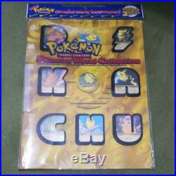 Pokemon Card Pikachu World Collection not opened Old back Wizards of the Coast