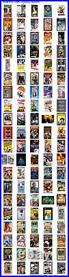 Public Domain Classic Movies Collection External Drive, Old Serials, 980+ Titles
