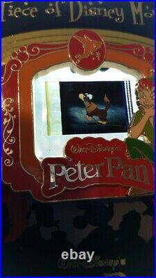 RARE LE OLD Disney Pin Piece of Disney Movies Walt Disney's Peter Pan Nana Dog