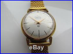 RARE OLD Slava Transistor Extremely Rare USSR COLLECTIBLE WATCH. SERVICED