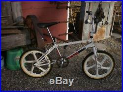 REDLINE used 1984-85 RL-20 Pro Styler old school BMX peregrine diacompe suntour