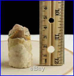 RHODOCHROSITE Crystal 4.3cm Stalactite Old Stock Capillitas Mine Argentina 37001