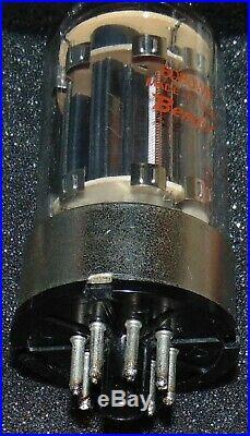 Rare 6080 6080wb Nos Tube Bendix Mechanical Sample 3 Mica Old Production 421a