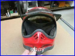 Rare ASC Fury 500 BMX Bicycle Helmet Old School