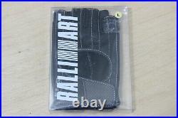 Rare JDM Mitsubishi Ralliart Leather Driving Gloves, Medium, New Old Stock, Evo