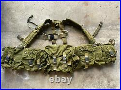 Rare Old Gen BPS Floating Harness NSW Navy Seal DevGru (NOT CAG paraclete)