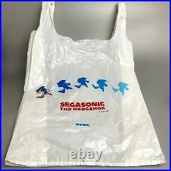 Rare1992 SEGA Old Sonic the Hedgehog Friends plush toy set of 3 limited japan