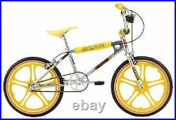 Retro New Old School Style Mongoose Stranger Things 20 inch BMX Bike Supergoose