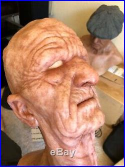 SPFX Elder Old Man Silicone Mask Not CFX