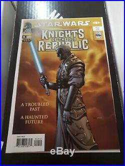 STAR WARS KNIGHTS OF THE OLD REPUBLIC #9, FIRST DARTH REVAN, High Grade See Pics