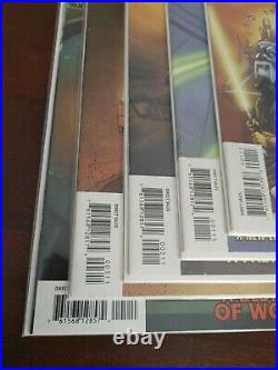 STAR WARS KNIGHTS OF THE OLD REPUBLIC #9 NM 1st App of Revan Plus #0-3 5-8 14