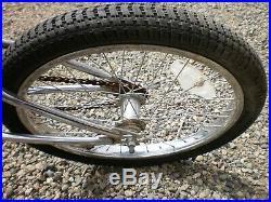 Schwinn Predator 1986 Freeform BG BMX racing old school BMX restoration bike