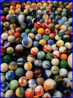 Selling Dad's old, vintage, antique, collectible marbles Lot #6