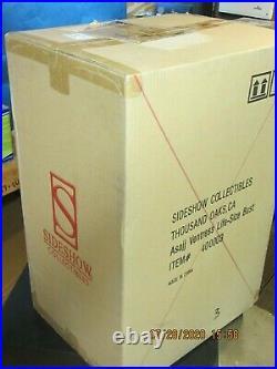 Sideshow Asajj Ventress Star Wars Life Size 11 Factory Sealed Shipper, Low #