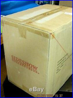 Sideshow Emperor Palpatine On Throne Prem. Format Low # New In Factory Shipper