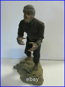 Sideshow Wolfman Premium Format 1/4 Scale Universal Monsters 21/600