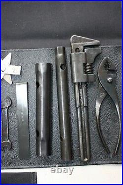 Standard Triumph Tr2 Tr3 Doretti Italia Morgan Vintage Stanpart Tool Kit