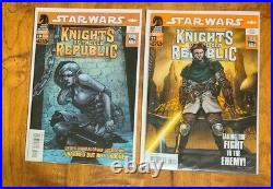 Star Wars Knights Of The Old Republic Lot