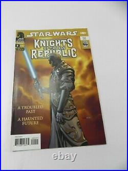 Star Wars Knights of The Old Republic# 9 First Appearance Darth Revan