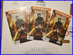 Star Wars Knights of the Old Republic #31, 1st Darth Malak WithInsert 2008