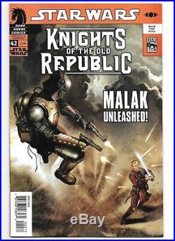 Star Wars Knights of the Old Republic 42 1st Full & Origin of Darth Revan 2009