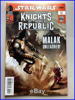Star Wars Knights of the Old Republic 42 Darth Revan Dark Horse Comics 2009