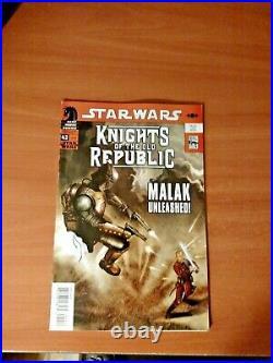Star Wars Knights of the Old Republic #42 NM (2006) 1st Darth Revan