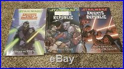 Star Wars Knights of the Old Republic Volume 1 2 3 4 5 6 7 8 9 10 TPB Dark Horse