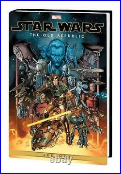 Star Wars Legends Old Republic Omnibus Hc Vol 01 Weaver Nm 1/29 2021 Presale