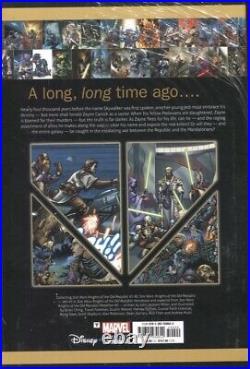 Star Wars Legends Old Republic Omnibus Hc Volume 1 Weaver Dm/ Sealed