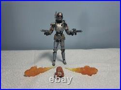 Star Wars Vintage Collection Shae Vizla Mandalorian Old Republic 2012 Loose