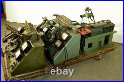 Sun Distributor Testers Rare Old Automotive Machines lot 1x plus parts extras