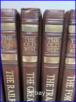 TIME LIFE BOOKS The Old West Series, 26-book Complete Set with Master Index