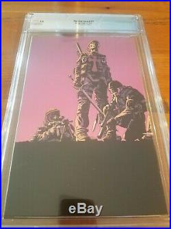 The Old Guard #1 variant CGC 9.8 Charlize Theron, Image Comics, Netflix