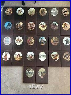 Time-Life Books The Old West Series COMPLETE Set Of 26 Hard Cover MINT CONDITION