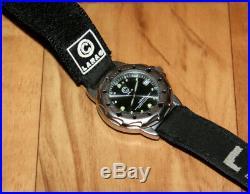 Tomb Raider Lara Croft Old Vintage Watch Rare PS1 Playstation Collectible