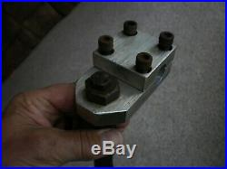 Tuf Neck unstampoed silver used old school BMX stem Gt SE CW GJS Redline Auburn