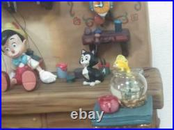 Used WDCC Disney Pinocchio Old Geppettos Work Room Figure World Only 1000