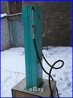 VINTAGE 47 USSR GAS & OIL STATION PUMP LUBESTER DISPENSER New old stock