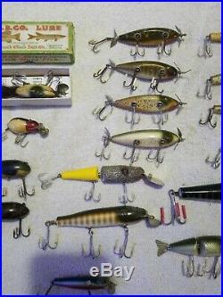 Vintage Collection Old Fishing Lures Creek Chub