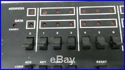 Vintage Computer ENTREX NIXDORF SIEMENS OLD Rare Collectible 16-bit Front Panel