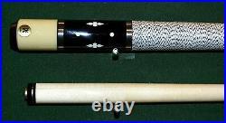 Vintage Mosconi collection Balabushka Pool Cue Billiards, Custom old stock unused