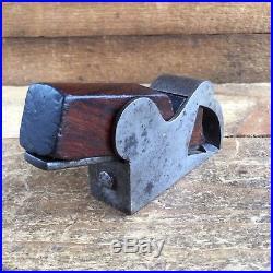 Vintage RARE Edward PRESTON BULLNOSE PLANE Old Antique Hand Tool #213