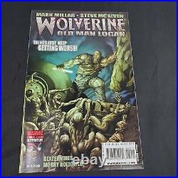 Wolverine Old Man Logan #66-72 + Giant Size #1 (2008) Marvel Comics High Grade